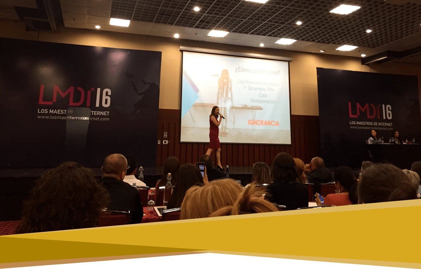 Beatriz Mancilla - Conferencias